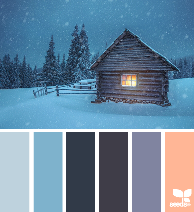 Design Inspiration : WinterNight