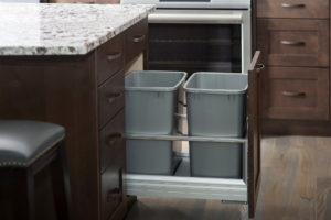 Pull-out Waste / Recycling Bins