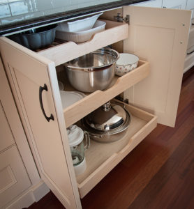 Pull-out Trays / Shelves